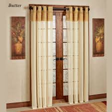 Sheer Curtains For Traverse Rods by Curtains Ideas Bronze Curtain Rod Inspiring Pictures Of