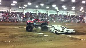 100 Destroyer Monster Truck Monster Truck Pasco Wa Freestyle YouTube