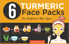 10 Amazing Turmeric Haldi Face Packs For Different Skin Types