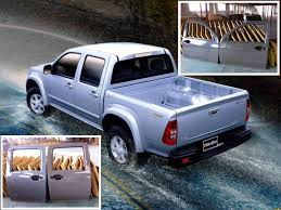 D Max Pickup 4x4 Isuzu Door Parts Car Door Panel Aftermarket ...