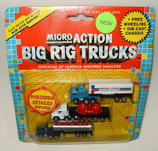 100 Toy Big Trucks Buy Micro Action Rig 3 Pack Collection 3 In Cheap Price