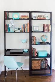 Cute Corner Desk Ideas by Best 25 Bookshelf Desk Ideas On Pinterest Desks For Small