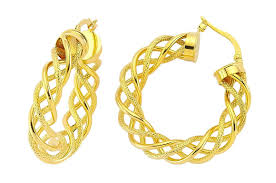 21 Wonderful Gold Earrings For Women Designs – Playzoa.com How To Make Pearl Bridal Necklace With Silk Thread Jhumkas Quiled Paper Jhumka Indian Earrings Diy 36 Fun Jewelry Ideas Projects For Teens To Make Pearls Designer Jewellery Simple Yet Elegant Saree Kuchu Design At Home How Designer Earrings Home Simple And Double Coloured 3 Step Jhumkas In A Very Easy Silk Earring Bridal Art Creativity 128 Jhumka Multi Coloured Pom Poms Earring Making Jewellery Owl Holder Diy Frame With