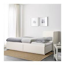 FLEKKE Day bed frame with 2 drawers IKEA