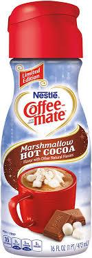 Coffee MateR Marshmallow Hot Cocoa Liquid Creamer Reviews