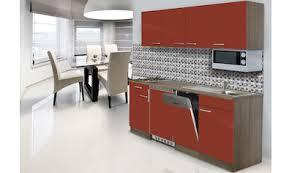 küchenzeilen rot bestellen auf rechnung baur