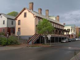 The Dining Room Jonesborough Tennessee by Chester Inn Wikipedia