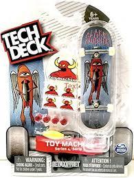 Tech Deck Fingerboards Walmart by Tech Deck Toy Machine Skateboards Series 4 Blake Carpenter With