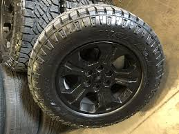 100 Chevy Truck Wheels For Sale Silverado Suburban Tahoe 18 Midnight Edition Wheel Tire Set