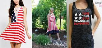 12 Fourth Of July Outfit Ideas Clothing Trends For Girls 2014