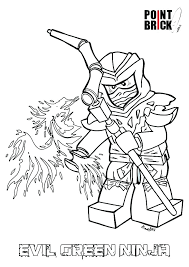 Kai Ninjago Coloring Pages Jay And Printable Page Ninja Lego Kx