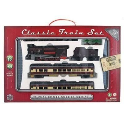 Wow Toyz Classic 20 Piece Train Set