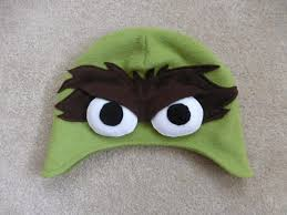 Oscar The Grouch Pumpkin Carving by Sesame Street Hats For Halloween A Constant Project