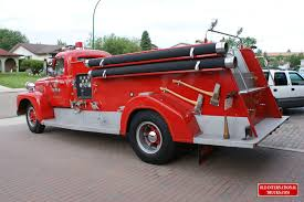 Cozy 1956 R185 6 Fire Truck O Old International Truck Parts ...