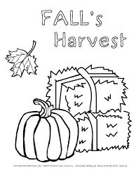 Printable Pumpkin Books For Preschoolers by Preschool Leaves Worksheets Thanksgiving Printable Coloring Page