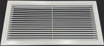 Decorative Return Air Grille 20 X 20 by Atlanta Supply Return Air Filter Grille