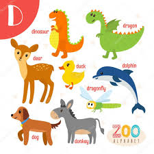 Letter D Animals Reverse Search