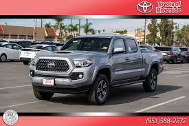 New 2019 Toyota Tacoma TRD SPORT Double Cab In Riverside #00500627 ... Preowned 2017 Toyota Tacoma Trd Sport Crew Cab Pickup In Lexington 2wd San Truck Waukesha 23557a 2018 Charlotte Xr5351 Used With Lift Kit 4 Door New 2019 4wd Boston Gloucester Grande Prairie Alberta Sport 35l V6 4x4 Double Certified 2016 Escondido