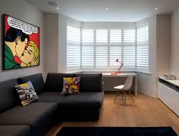 100 Pop Art Interior Hampstead NW3 Design Project Studio Suss