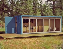 100 Cargo Container Cabins SHIPPING CONTAINER CABIN MONTANA Collective Sparks