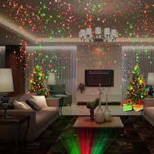 Christmas Indoor Lights Picture Ideas Projector Window