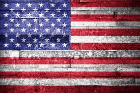 Download American Flag Background Stock Photo Image Of Independence