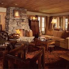 Pleasant Rustic Family Rooms Interior Fresh At Lighting Gallery On 226346555587eb9984033b07dab49527