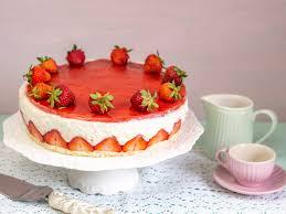 erdbeer joghurttorte