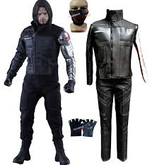 Marvel's Captain America: Civil War Winter Soldier James Buchanan ... Bucky Barnes Winter Soldier Best Htc One Wallpapers Review Captain America The Sticks To Marvel Picking Joe Pavelskis Fear Fin Preview Bucky Barnes The Winter Soldier 4 Comic Vine Marvels Civil War James Buchan Mask Replica Cosplay Prop From Is In 3 2 Costume With Lifesize Cboard Cout Sebastian Stan Pinterest Stan