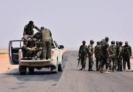 siege army syrian army and allies three year siege in deir ezzor city