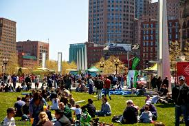 Food Truck Throwdown Brings Thousands To Greenway; BostonTakes The ...