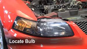 headlight change 1994 2004 ford mustang 2004 ford mustang 3 9l