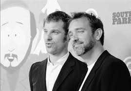 South Park Writers Trey Parker And Matt Stone