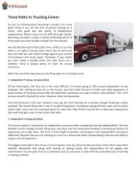 Three Paths To Trucking Career By Henry John - Issuu October 2016 Truck Traing Schools Of Ontario The Truth About Drivers Salary Or How Much Can You Make Per Semi Is A Who Is To Blame For The Driver Shortage Ltx Home Panella Trucking Knighttransportation Hash Tags Deskgram There A Speed Bump Ahead Xpo Logistics Motley Fool Arent Always In It For Long Haul Npr Dot Osha Safety Requirements One20 Archives Kc Kruskopf Company Shortage Lorry Drivers Getting Worse Keep On Trucking