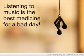 Music Is Medicine Uploaded By LiveLuvCreate On We Heart It