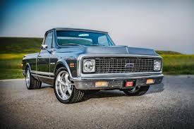 100 Custom C10 Trucks 1972 Chevrolet For Sale 2049344 Hemmings Motor News
