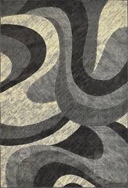 Contemporary Geometric Area Rug Modern Stripe Squares Carpet Actual 710x105