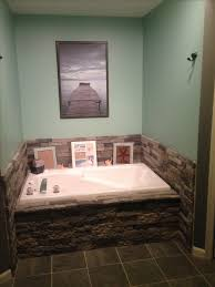 Tiling A Bathtub Skirt by Airstone Makeover Anyone Can Do It For The Home Pinterest
