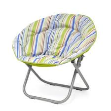 Microsuede Folding Saucer Chair by Accent Chairs Kids U0027 U0026 Toddler Furniture For Less Overstock Com