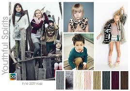 DesignOptions FW 17 18 Color On WeConnectFashion Kids Trend Youthful Spirits
