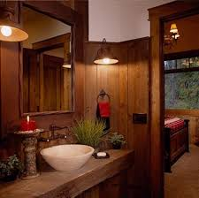 Photos Of Primitive Bathrooms by 122 Best Rustic Bathrooms Images On Pinterest Rustic Bathrooms