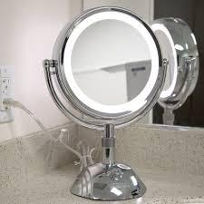 ideas stunning conair makeup mirror with lighted makeup mirror