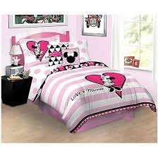 Minnie Mouse Twin Bedding by Minnie Mouse Twin Bedding Minnie Mouse Twin Bedding Set Cameo