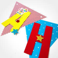 Bandeirolas Personalizada Da Festa Do Circo Mágico Decore A