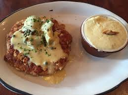 Moonshine Patio Bar Grill Austin Tx Menu by Special Chicken Almondine Pan Fried Lightly Battered Chicken