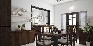 Dining Room Interiors In Kochi