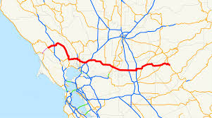 100 Truck Route Map California State 12 Wikipedia