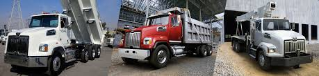 New Western Star 4700 Trucks. 4700 Set Back & Set Forward Variants ...