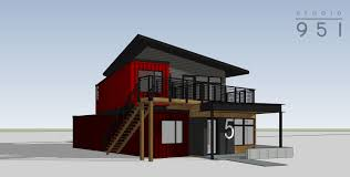 100 Shipping Container Cabins Plans Housing 16010 Studio 951 Architects
