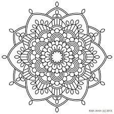 Mandala Colouring Pages For Adults 18 25 Best Ideas About Coloring On Pinterest